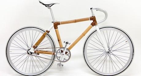 A Pékin, le vélo de bambou à la mode