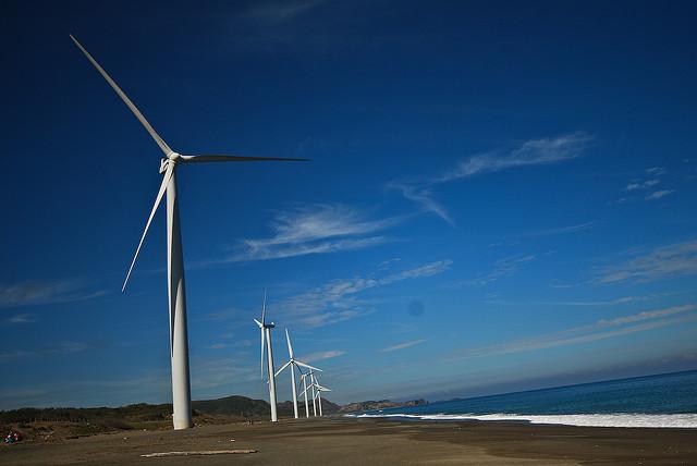 Energies renouvelables, 270 milliards de dollars d'investissements en 2014