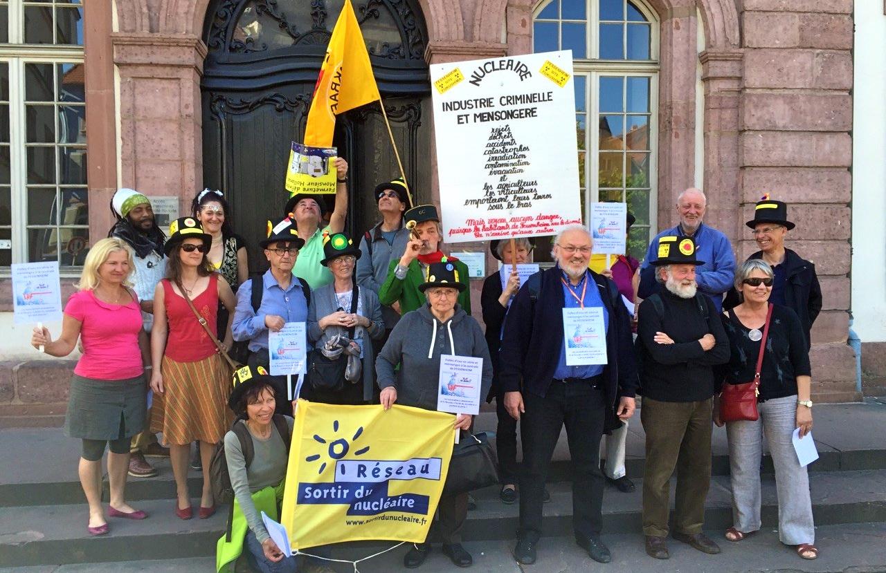 Fessenheim, des associations portent plainte contre EDF