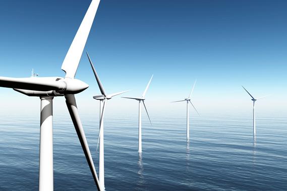 L'éolien flottant, un objectif pour le ministère de l'écologie