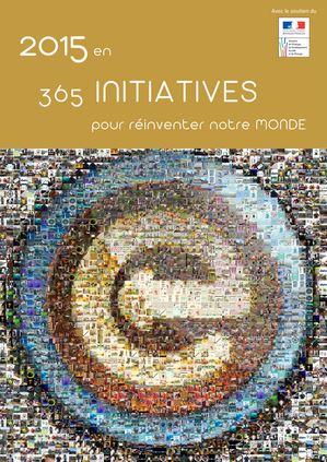 """Téléchargez gratuitement """"2015 en 365 initiatives"""""""