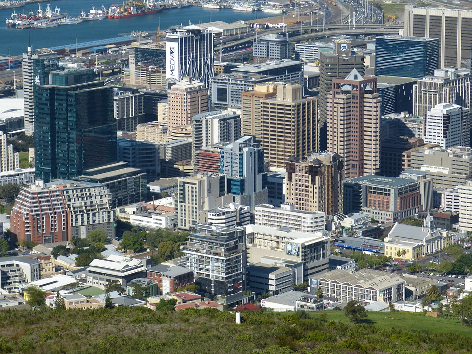 Photo libre de droit, Cape Town, source Pixabay