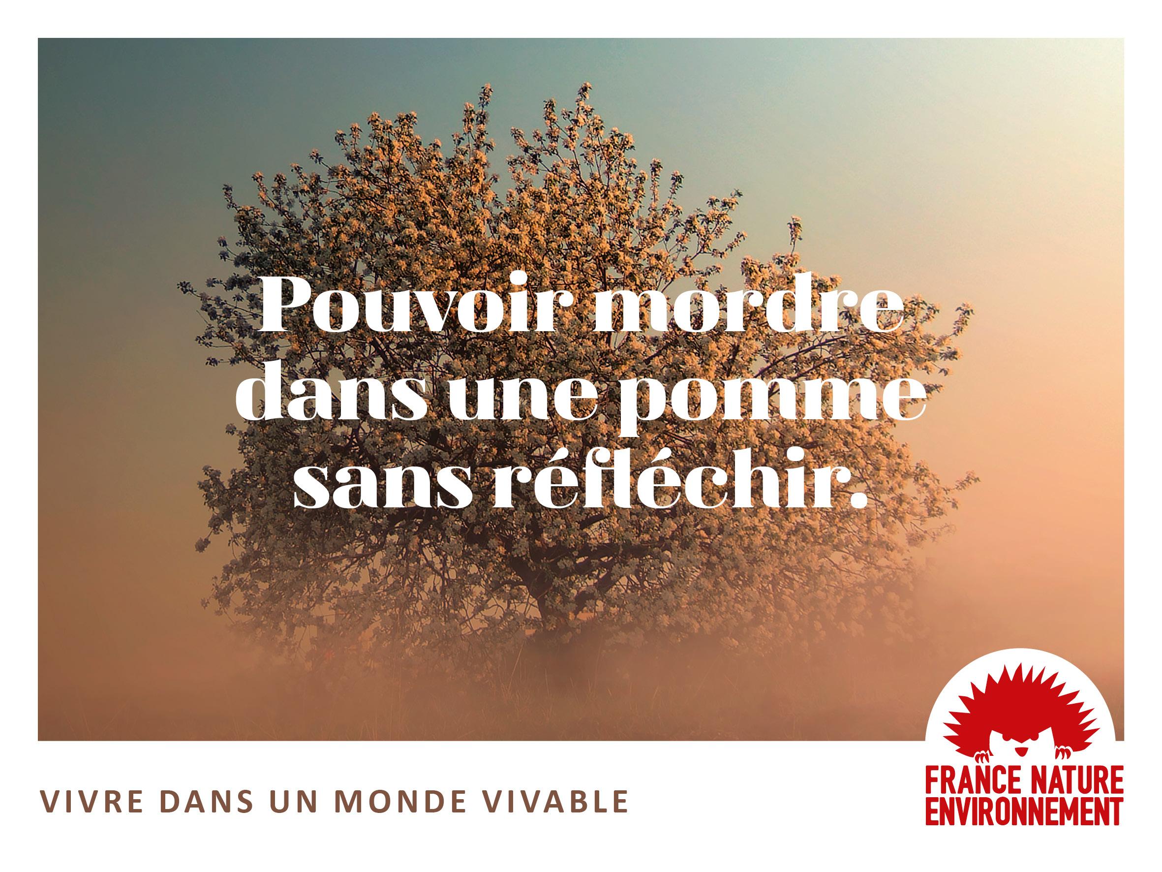 FNE fait campagne pour « Vivre dans un monde vivable »