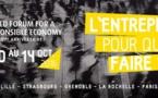 Le 10ème Forum mondial de l'économie responsable s'arrête sur le rôle de l'entreprise