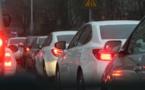 Circulation alternée à Paris : un pic d'embouteillages paradoxal