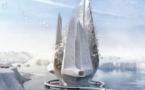 Un gratte-ciel pour nettoyer l'environnement