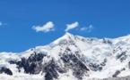 Handicap, Quatre salariés montent le sommet du Mont Blanc pour une association