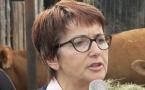 Agriculture : entretien avec Christiane Lambert, présidente de la FNSEA