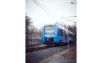 Le train à hydrogène avec zéro émission polluante fonctionne en Allemagne