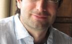 """Thibault Laconde : """"Avec les nouvelles technologies, il est possible de fournir aux entreprises les données dont elles ont besoin pour s'adapter au changement climatique""""."""