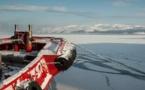 Une expédition allemande au centre de l'Artique