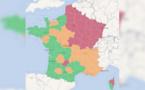 Déconfinement : zone verte ou zone rouge, quelle différence ?