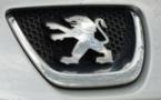 Chez Peugeot les ventes chutent, mais la part de l'électrique augmente