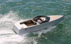 Le Tesla du bateau s'appelle Zin Boats et a les mêmes ambitions