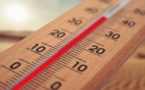C'est confirmé, 2020 sur le podium des années les plus chaudes enregistrées