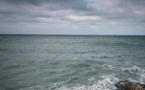 Incendie à la surface de l'Océan au Mexique, une plateforme pétrolière responsable
