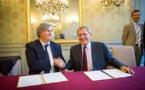 Le ministère de l'Agriculture et GDF SUEZ signent un partenariat pour gérer la transition énergétique agricole