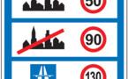 Des associations demandent la baisse généralisée des limitations de vitesse