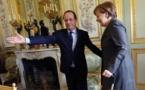 Hollande et Merkel, il n'y aura pas d'Airbus de l'énergie