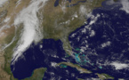 La NASA lance un satellite pour surveiller les émissions de CO2