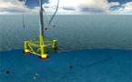 Des éoliennes en Méditerranée