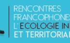 Seconde édition des Rencontres Francophones de l'Ecologie Industrielle et Territoriale