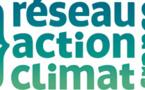 Pour le Réseau action climat  « le gouvernement renonce à la fiscalité écologique »