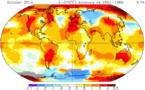 C'est confirmé, 2014 est l'année la plus chaude jamais enregistrée