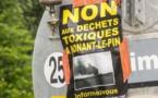 José Bové interpelle Ségolène Royal sur la décharge de Nonant-le-Pin
