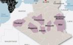 Violentes manifestations contre le Gaz de Schiste en Algérie