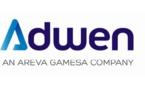 Areva et Gamesa créent Adwen, co-entreprise dédiée à l'éolien de mer