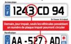 Pour Ségolène Royal la circulation alternée est « privative de liberté »