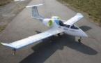 Airbus envoie son appareil solaire au-dessus de la Manche