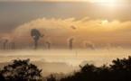 Forte pollution de l'air dans le Calvados