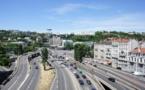 L'importante pollution qui s'est abattue sur Lyon en 2015