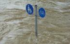 L'Ile-de-France en proie à de violentes inondations