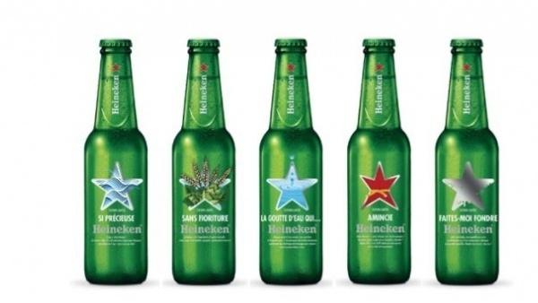 RSE : Heineken met le paquet avec une édition limitée de bouteilles