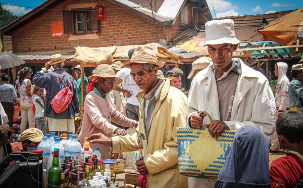 Epidémie de peste à Madagascar, Orange se mobilise