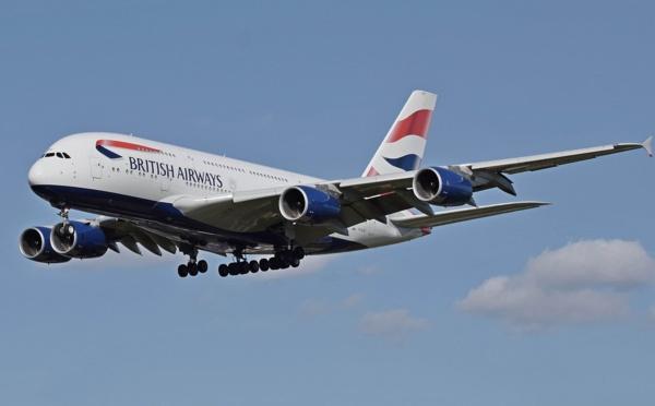 British Airways : 204 millions d'euros d'amende pour vol de données de ses clients