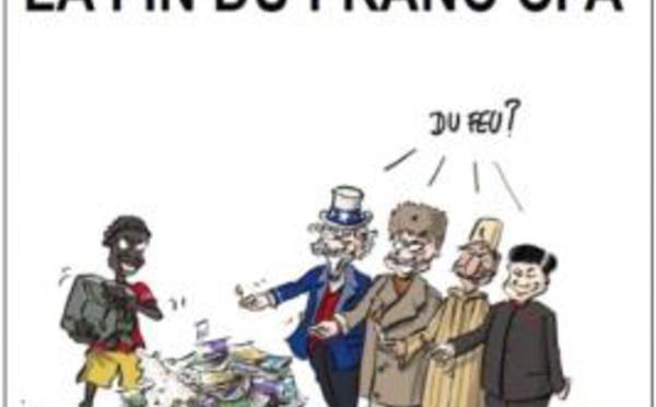La fin du Franc CFA, explications d'un bouleversement géopolitique africain par Loup Viallet