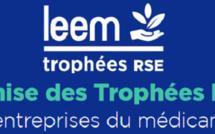 Troisième édition des Trophées  RSE pour les Entreprises du Médicament